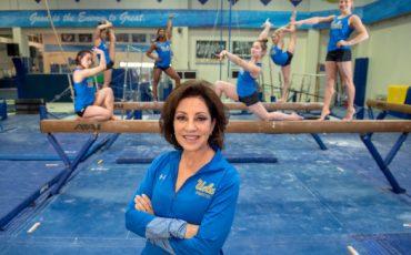 gymnastics coaches