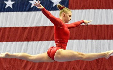 how to become a gymnast at 12